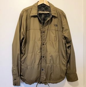 The north face fort point reversible jacket size L
